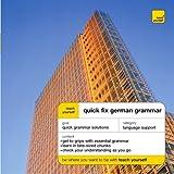 Quick Fix German Grammar, Susan Ashworth-Fiedler, 0340860200