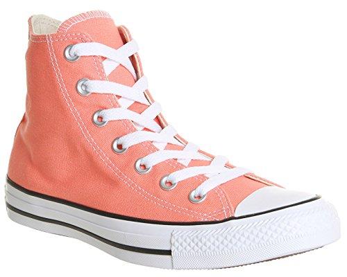 Taylor All Alto Unisex A Arancione Converse Adulto Scarpa Star Classic – Chuck Collo salmon 5q8xwEFB