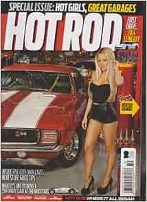 hot rod magazine october 2013 david freiburger amazon. Black Bedroom Furniture Sets. Home Design Ideas