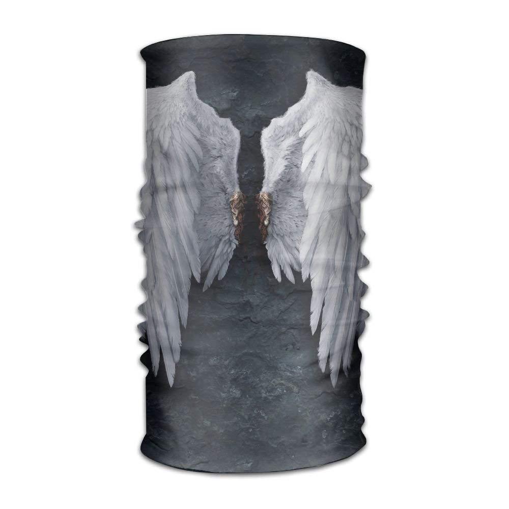 Awesome Broken Angel Wings Fashionable Outdoor Hundred Change Headscarf Original Multifunctional Headwear