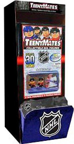 Gravity Feed Box - NHL Teenymates The Party Animal Series 1 Gravity Feed Box