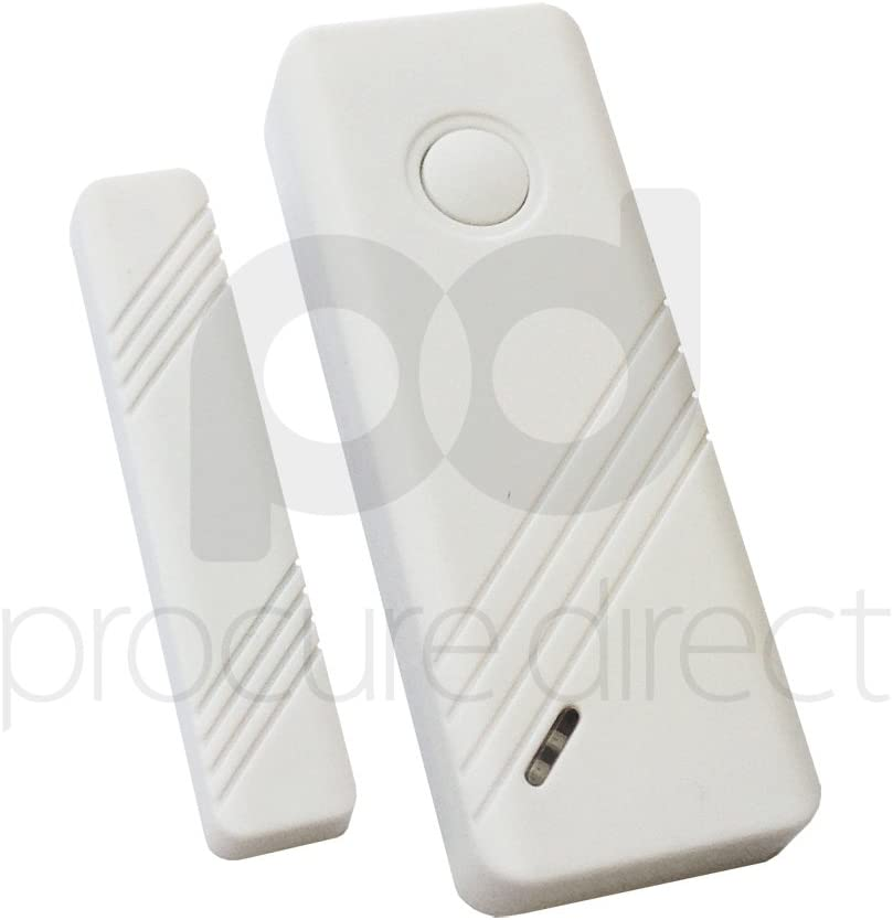 White Solution 1 Sentry Pro Touch Screen Wireless GSM Auto Dial House Alarm