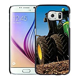 Newest and Fashionable Case john deere Black Phone Case for Samsung Galaxy S6