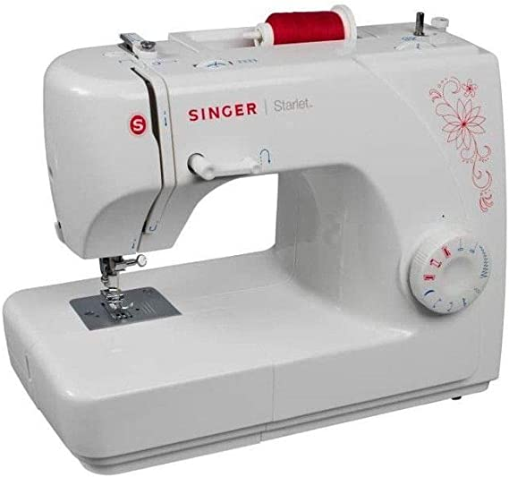 Singer Starlet - Máquina de Coser (Máquina de Coser semiautomática ...