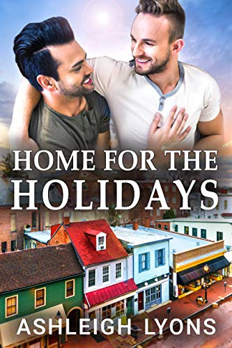 Home for the Holidays: A Non-Shifter Mpreg Romance