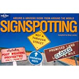 LONELY PLANET Signspotting Book