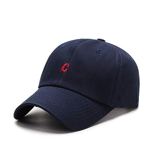 xiaochicun Nueva Gorra de béisbol de Tapa Blanda Coreana para ...