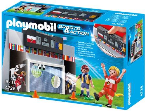 Playmobil  Football Shooting Practice dp BPHUT