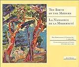 The Birth of the Modern, Joan Murray, 0921500483