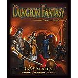 Dungeon Fantasy RPG Game Master Screen