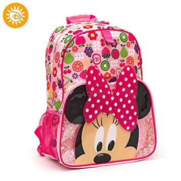 9089271c128 Minnie Mouse Backpack - School bag