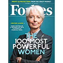 Forbes, August 29, 2011