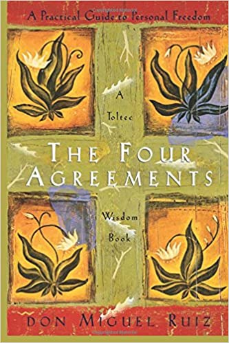 The four agreements a practical guide to personal freedom a toltec the four agreements a practical guide to personal freedom a toltec wisdom book don miguel ruiz 9781878424310 amazon books solutioingenieria Image collections