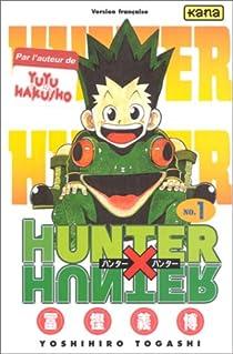 Hunter X Hunter, tome 1 par Togashi