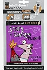 Scary and Savage Planet IntelliQuest Quiz Hardcover