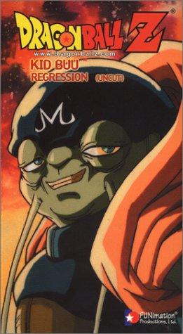 Dragon Ball Z - Kid Buu - Regression (Uncut) [VHS]