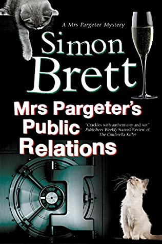 book cover of Mrs Pargeter\'s Public Relations