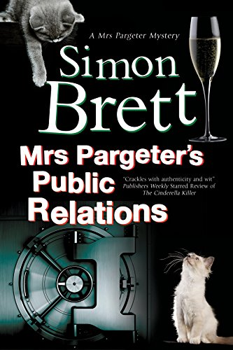 Mrs Pargeter's Public Relations (A Mrs Pargeter Mystery Book 8)