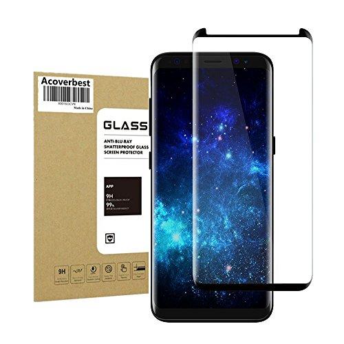 Q-i7 Screen Protector [9H Hardness] [HD Anti-Fingerprint] [ Bubble Free] [Scratch Proof] Screen Protector