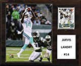 "NFL Miami Dolphins Jarvis Landry Player Plaque, 12""x15"""