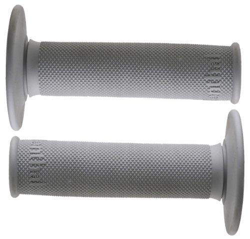 - Renthal G089 Gray Full Diamond Soft Compound  Motocross Grip