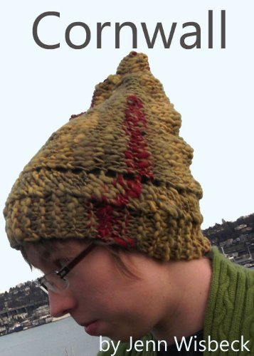 Cornwall Hat Knitting Pattern Short Row Stockinette Stitch Hat With