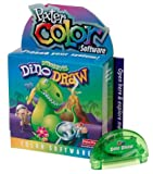 : Pixter Color Software Dinosaurs Dino Draw