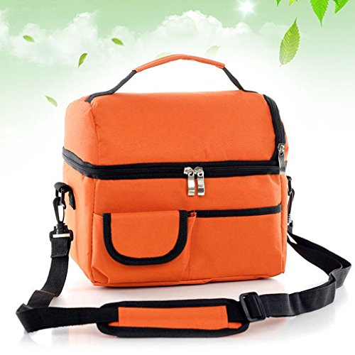 Aprince Cooler Bags Lunch Bag - Waterproof Insulation Tote