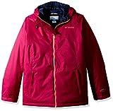 Columbia Girls Crash Course Jacket, Deep Blush, Large