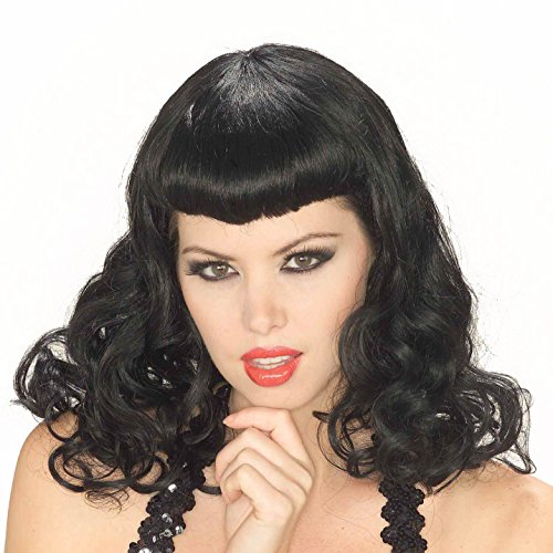 Pin-Up Girl Wig Costume Accessory