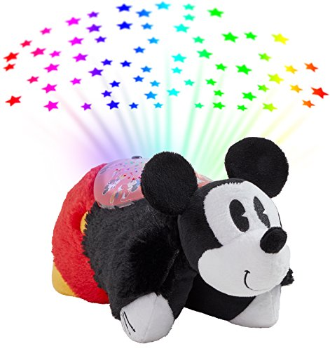 Pillow Pets Retro Mickey Mouse - Disney Sleeptime Lite