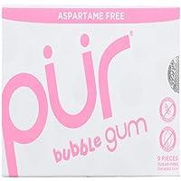 PUR Bubble Gum, 12.6 g, 9 Piece(s)