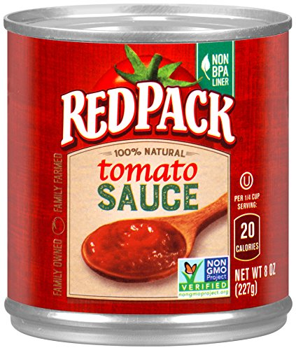 (Redpack Tomato Sauce, 8oz Can (Pack of)