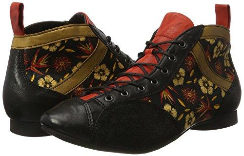 Think Women''s sz 181288 Guad 09 Multicolour Desert Boots Sz 09 kombi kombi rrqdxAa
