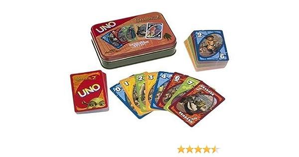 Flair Shrek The Third Especial ETD uno Juego de Cartas: Amazon.es: Juguetes y juegos