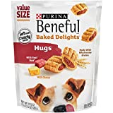 Purina Beneful Baked Delights Hugs Beef and Cheese...