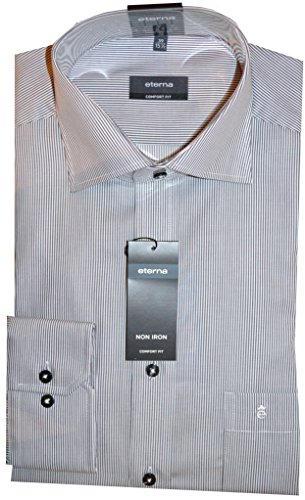 Eterna - Chemise casual - Col Chemise Classique - Homme