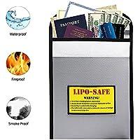 AHEY Fireproof Document Bags