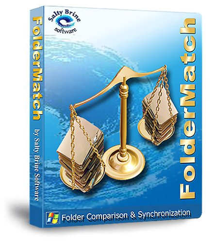 FolderMatch Protect Synchronize Computer Software product image