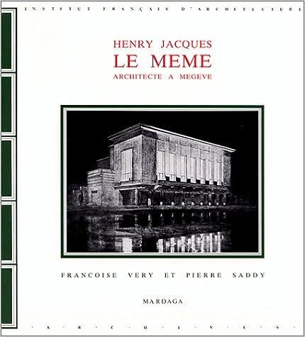 Henry Jacques Même