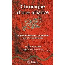 Chronique d'une alliance