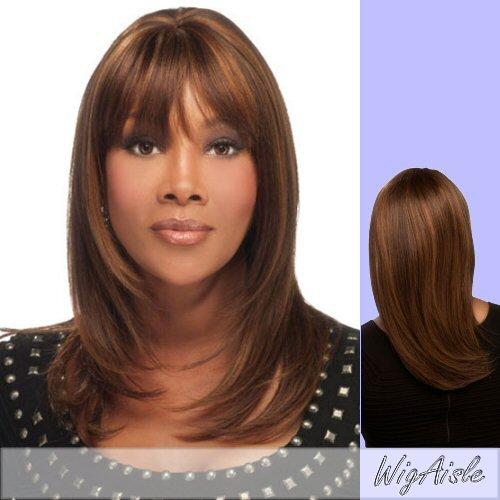 H201-V (Vivica A. Fox) - Human Hair Full Wig in TP613_27