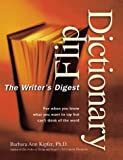 Writer's Digest Flip Dictionary
