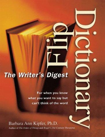 Download Writer's Digest Flip Dictionary pdf