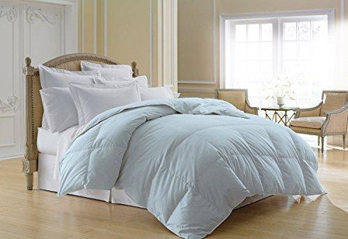 Sky Blue Comforter Oversize QUEEN