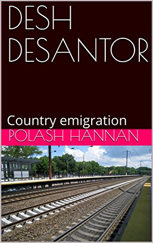 DESH DESANTOR: Country emigration (Galician Edition) cover
