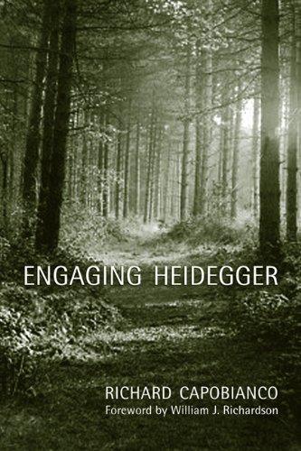 Download Engaging Heidegger PDF
