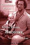The Complete Poems of Louis Daniel Brodsky, Louis Daniel Brodsky, 1568091028