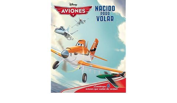 Aviones. Nacido para volar: Disney: 9788499515182: Amazon ...