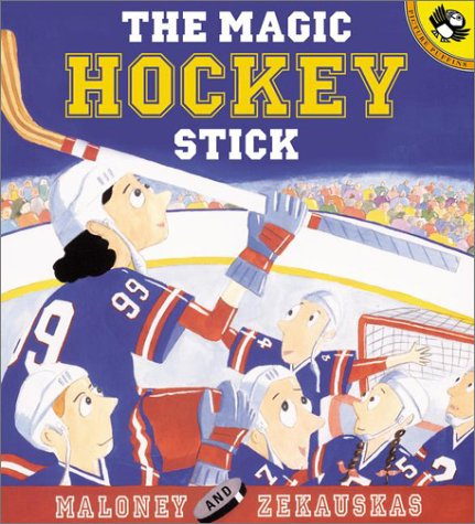 the-magic-hockey-stick-picture-puffin-books